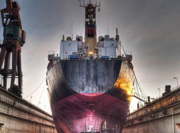 Корабли «гиганты» различного назначения со всего мира