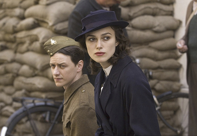 """Atonement"" wins Golden Globe Award as best drama motion pictures in Beverly Hills"