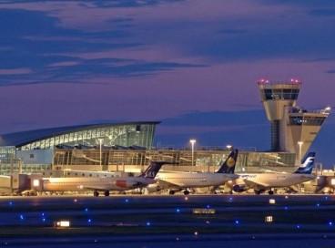 Кабины для отдыха в аэропорте Финляндии Helsinki-Vantaa