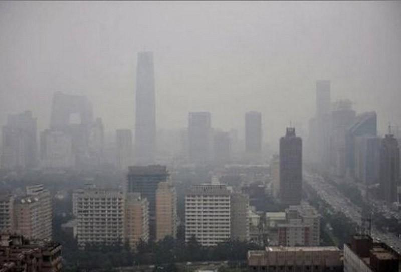Промышленные выбросы в атмосферу в Китае настолько сильны, что загрязняют воздух Сан-Франциско, пересекая Тихий океан.