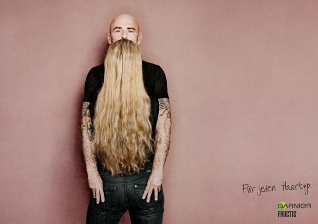 Для всех типов волосов