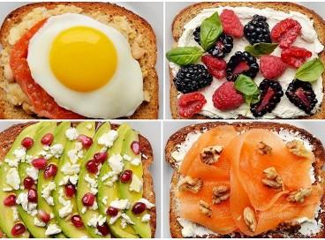 Оригинальные бутерброды – хорошее начало дня