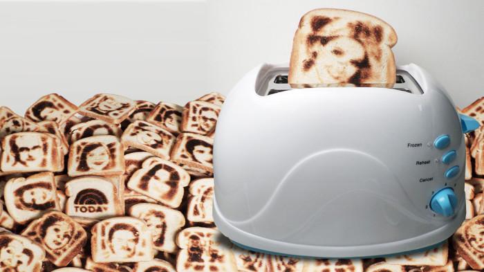 2. Селфи-тостер