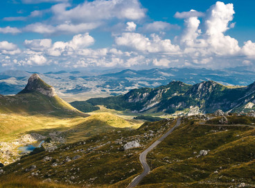 Черногория – места, нетронутые человеком