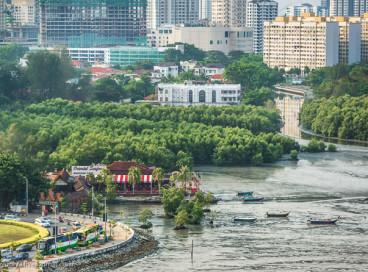 Остров Пинанг — место для отдыха в Малайзии.