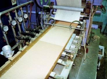 Производство бумаги. Как это работает?